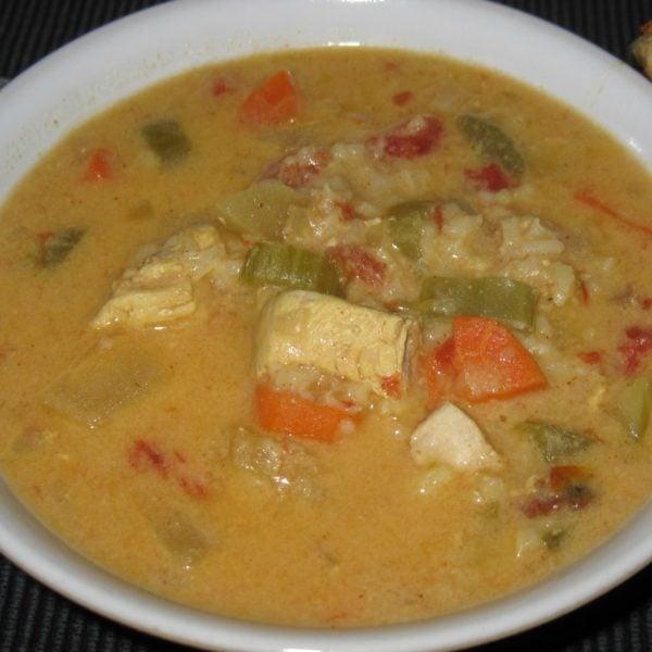 Mulligatawnski Soup