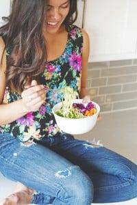Lindsay noodle bowl