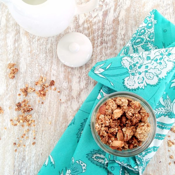 Health Nut Toasted Coconut Almond Granola