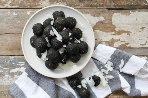 Recipe and photo credit: McKel Hill, MS, RD from Nutrition Stripped (link in recipe roundup).