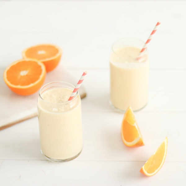 Hangover Cure Orange & Ginger Smoothie