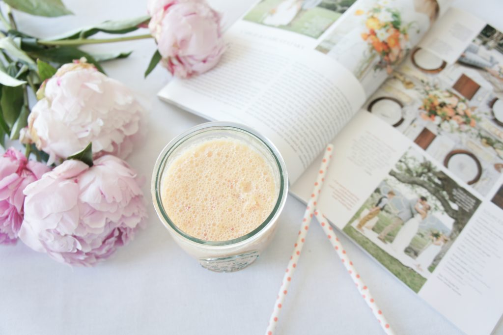 bridal smoothie 2