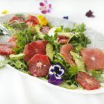 Refreshing Citrus Salad with Blood Orange and Mint