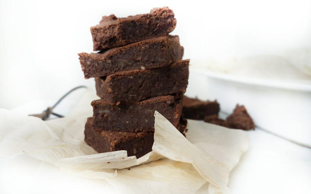 Genuinely Healthy Brownies