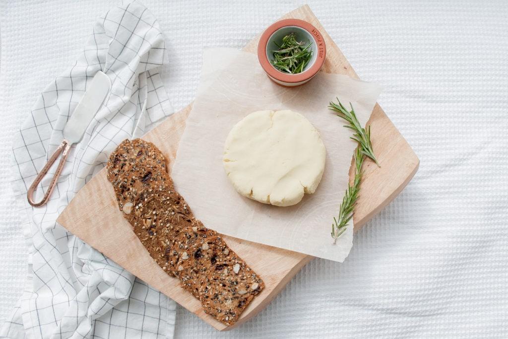 Vegan Almond Feta