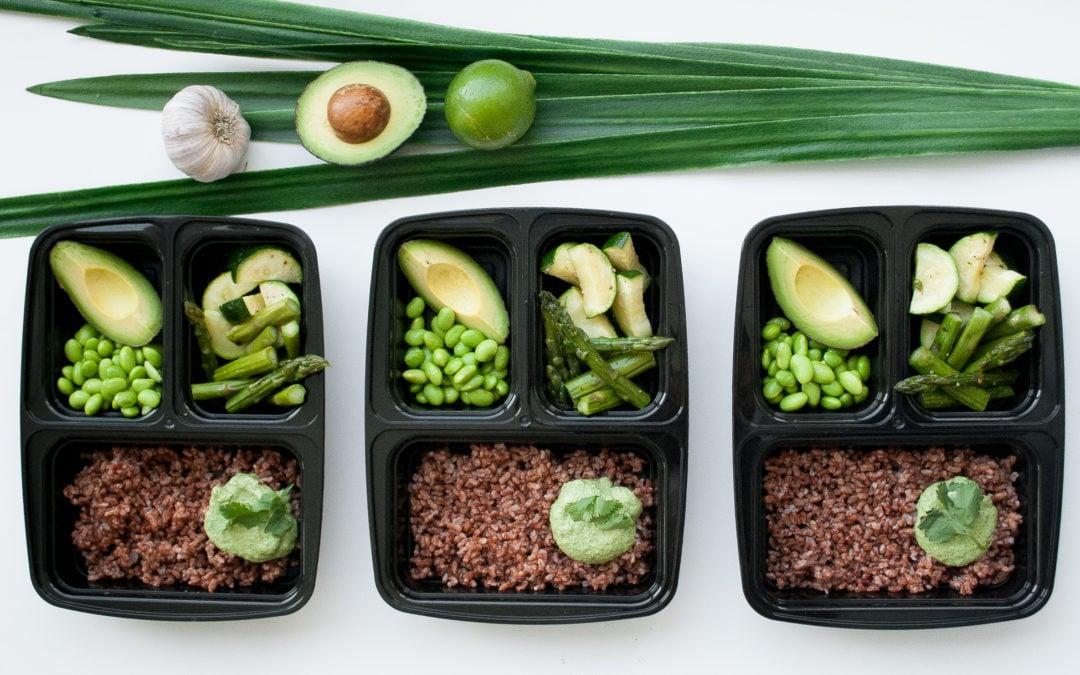 4 Steps to Meal Prep Like a Pro