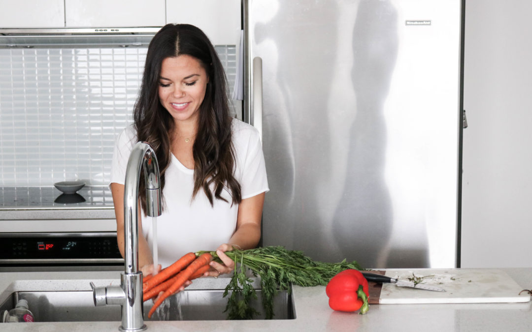 Why You Need to Rethink Your New Year's Resolutions: A Feel Good Approach to Setting Intentions Plus 6 Steps to Meal Prep Like a Pro!