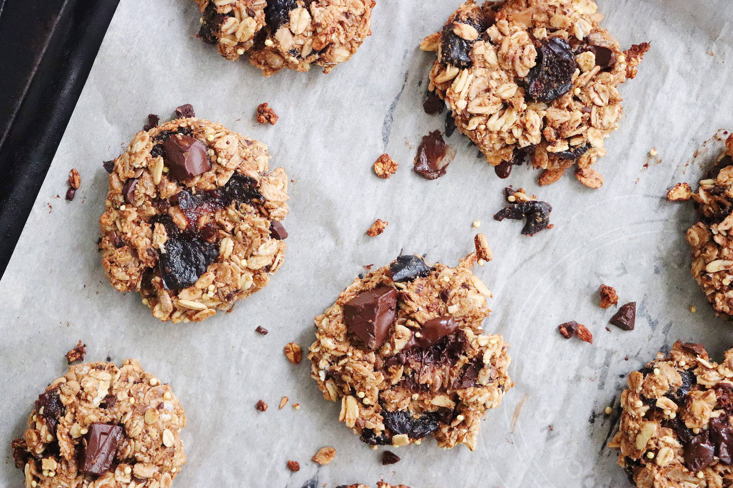 One Bowl Breakfast Power Cookies by Lindsay Pleskot Registered Dietitian